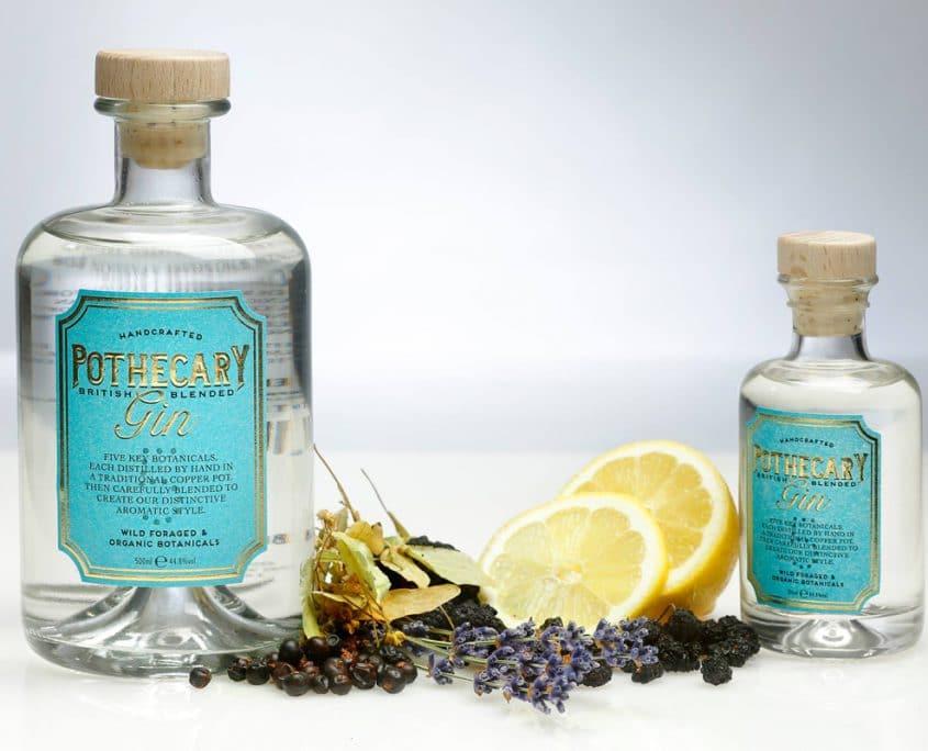 Apothecary Gin